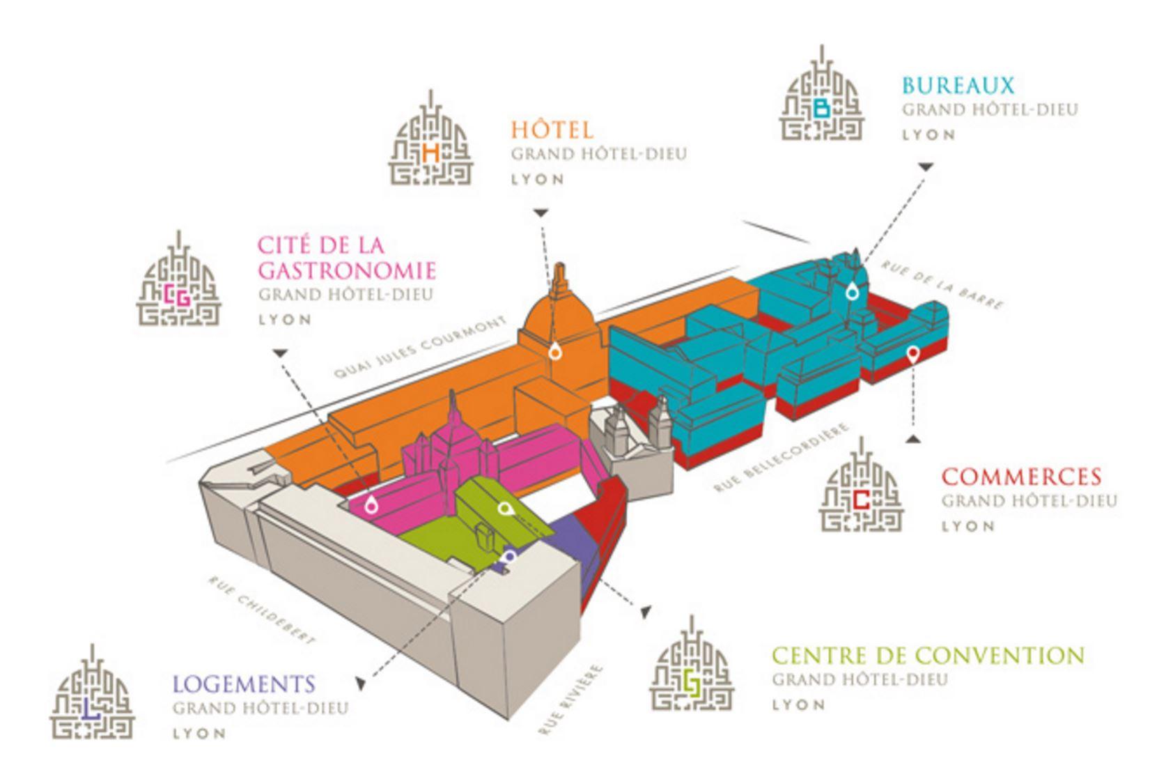 Hotel Dieu Lyon