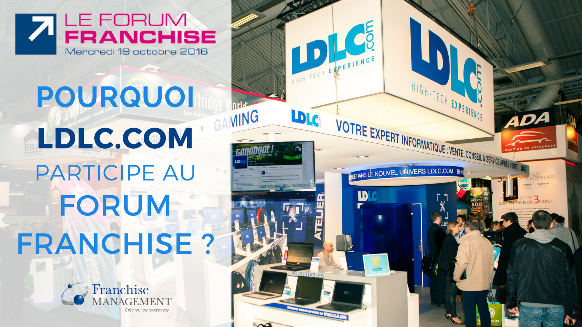 Article LDLC Forum Franchise L