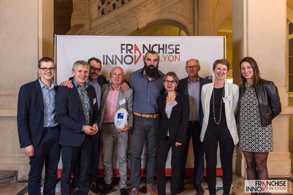 Franchise Innov'In Lyon, equipe organisation, lyon, franchise, franchiseurs, sebastien chabal, entrepreneur, entreprendre