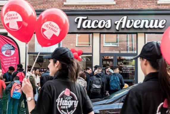 Ouverture Tacos Avenue