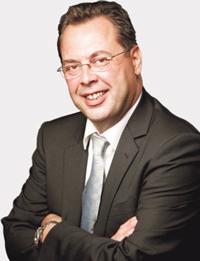 Frédéric Loquin, franchiseur et directeur franchise Darty