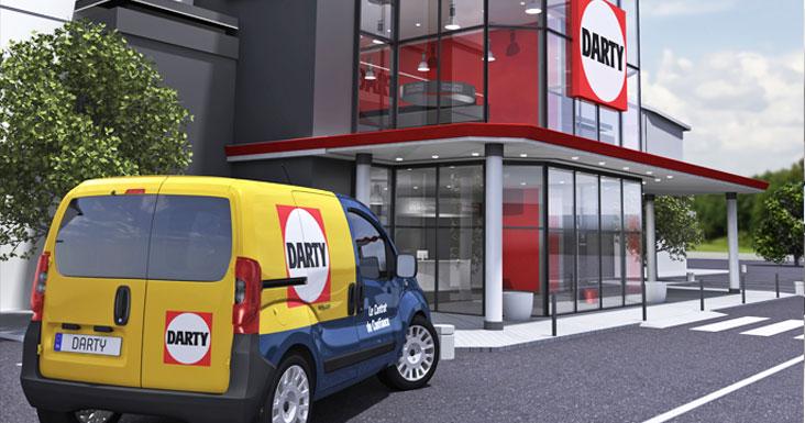 La Franchise Darty, et son concept magasin