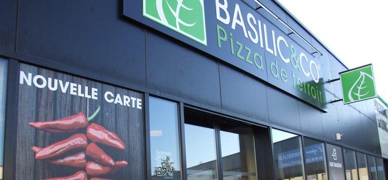 basilic and co franchise pizza restauration