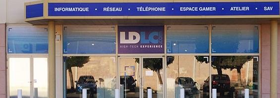 LDLC franchise Avignon