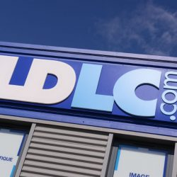 LDLC magasin franchise