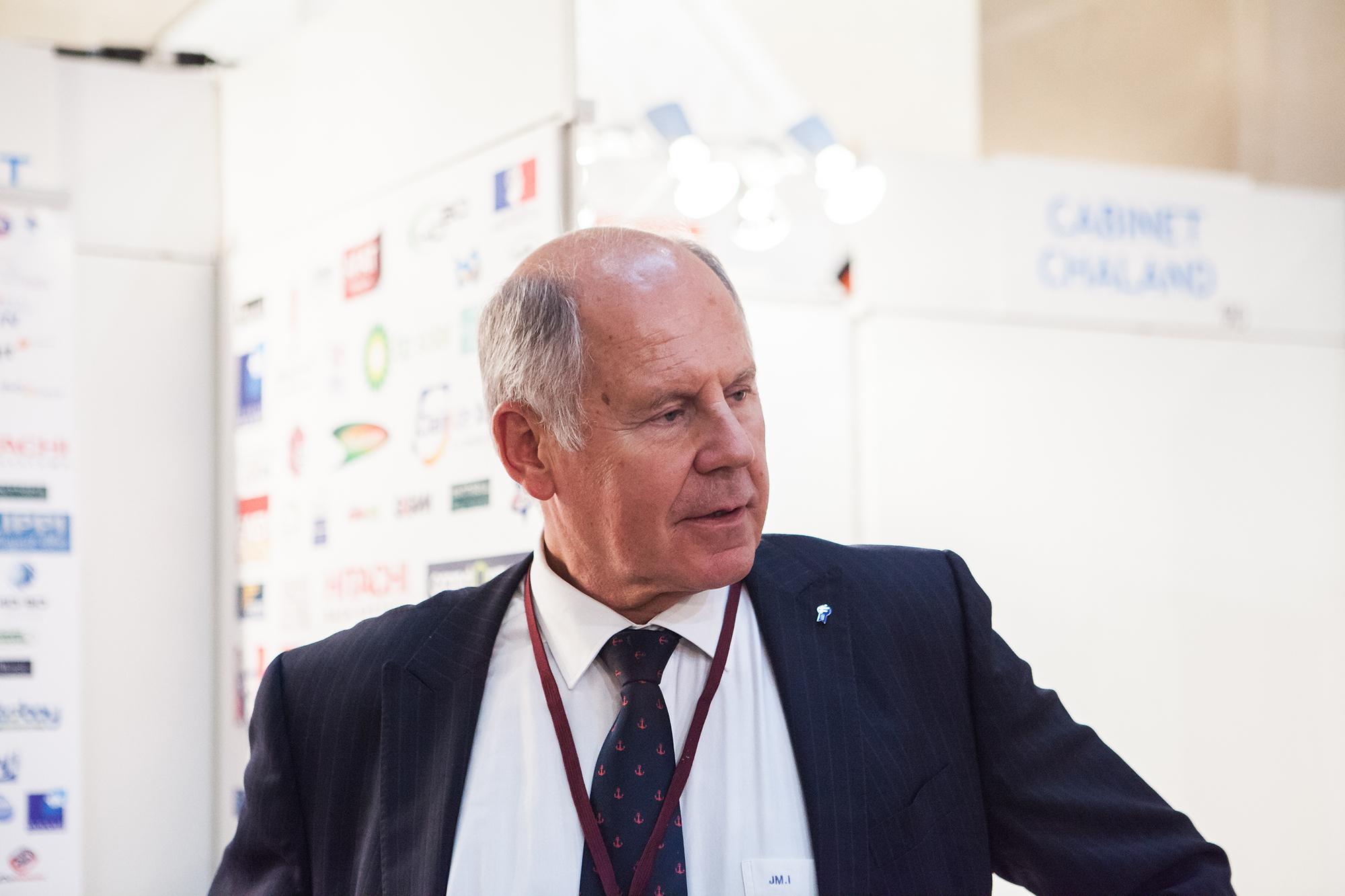 Jean-Michel Illien, fondateur de Franchise Management