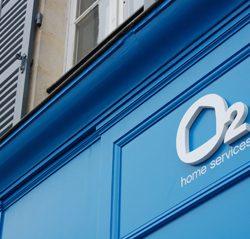 logo O2 franchise