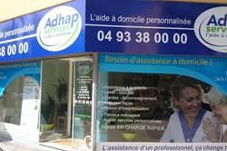 Adhap services enseigne