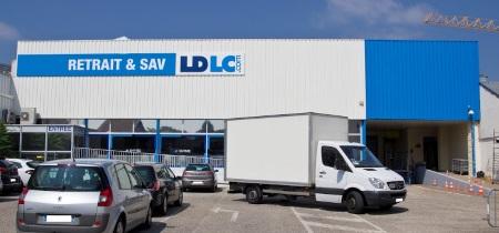 le concept de franchise LDLC