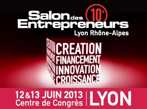 Conf rence s 39 installer en franchise mode d 39 emploi for Salon des entrepreneurs de lyon