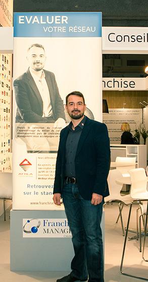 franchiseur Attila Systeme frachise expo paris stand franchise management
