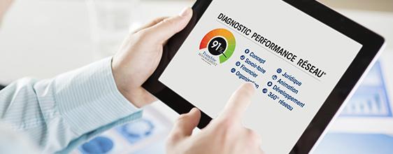 mesurer franchise diagnostic performance reseau