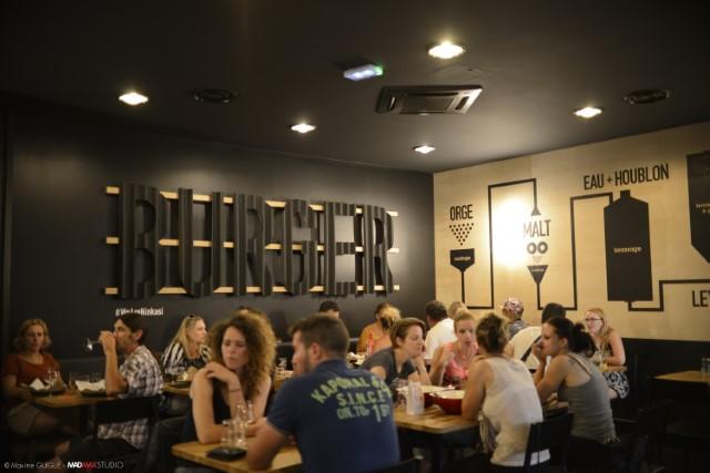 Ninkasi Franchise, un concept Bières Burger Musique