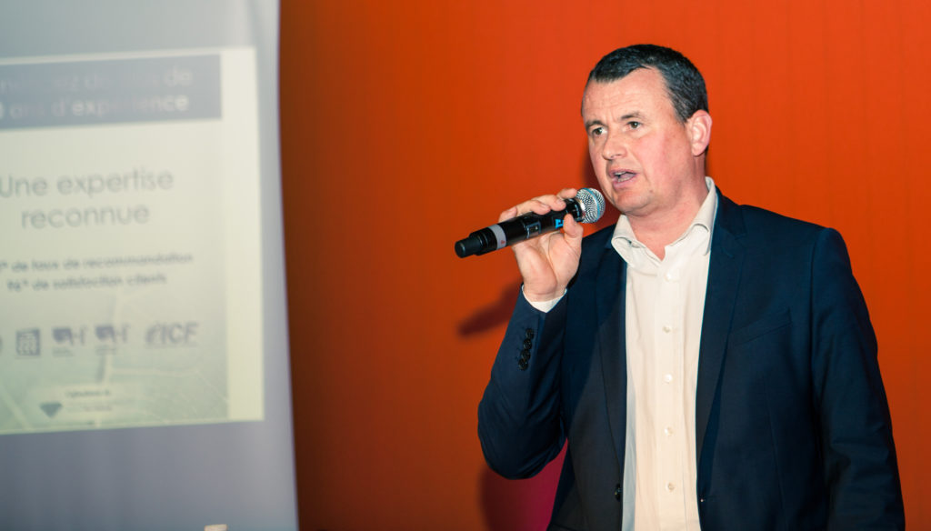 Conférence devenir Franchiseur - Franchise Management - Olivier Mignot