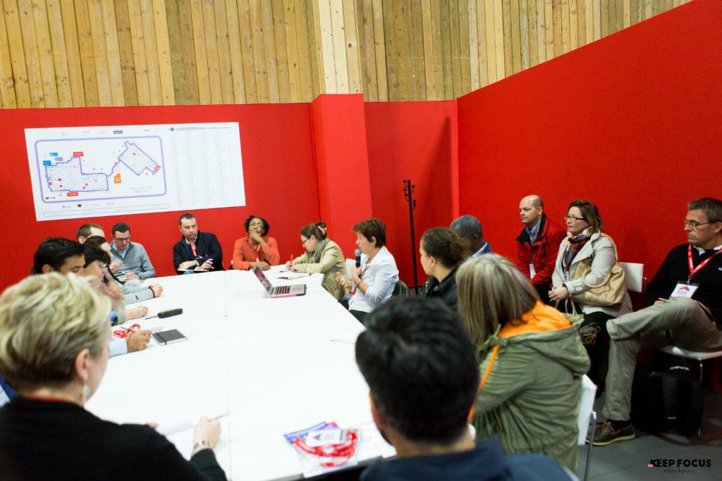 Créer en Franchise - atelier - conférence - Franchise Expo Paris