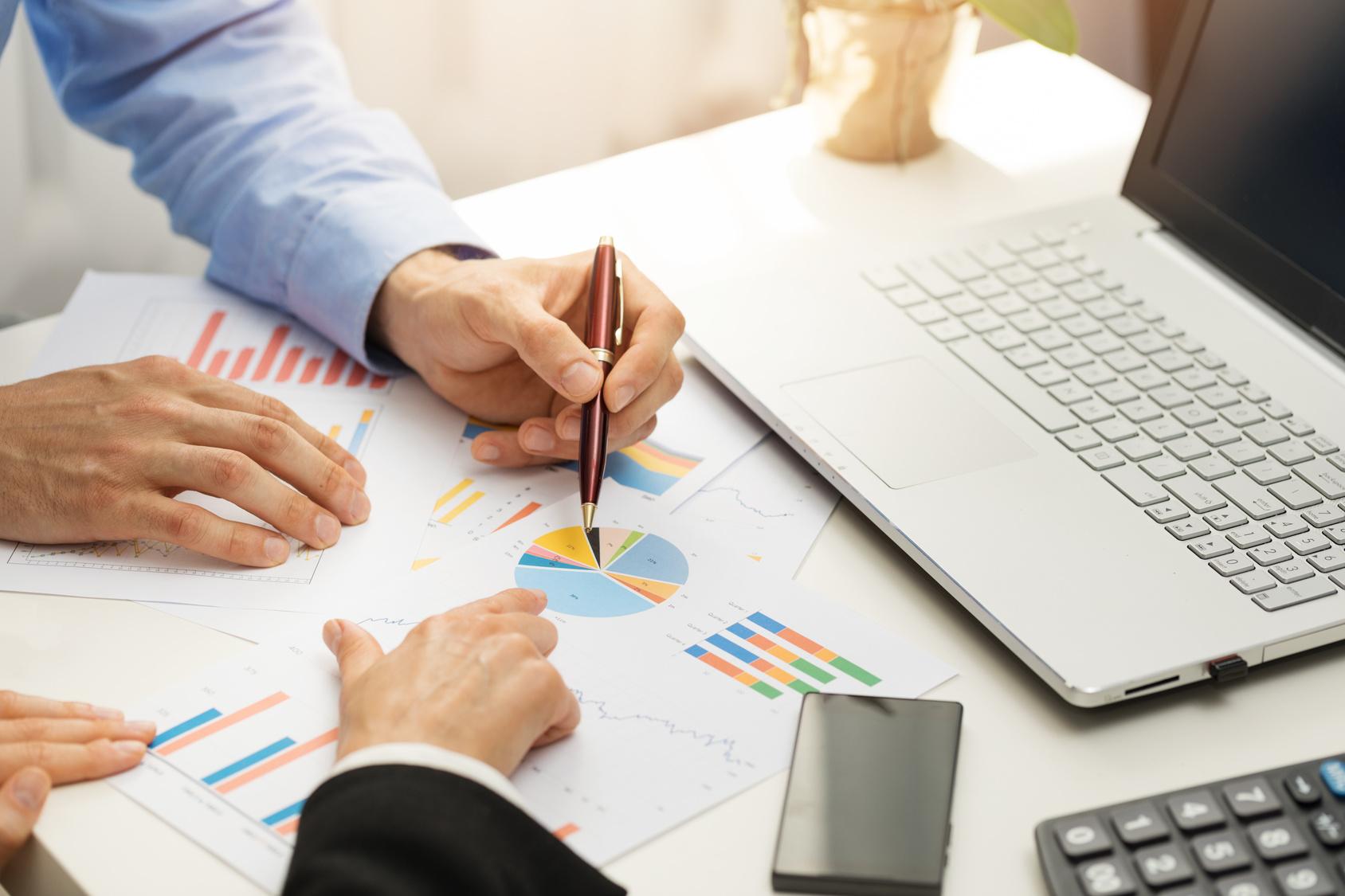 Les flux financiers dans un contrat de franchise