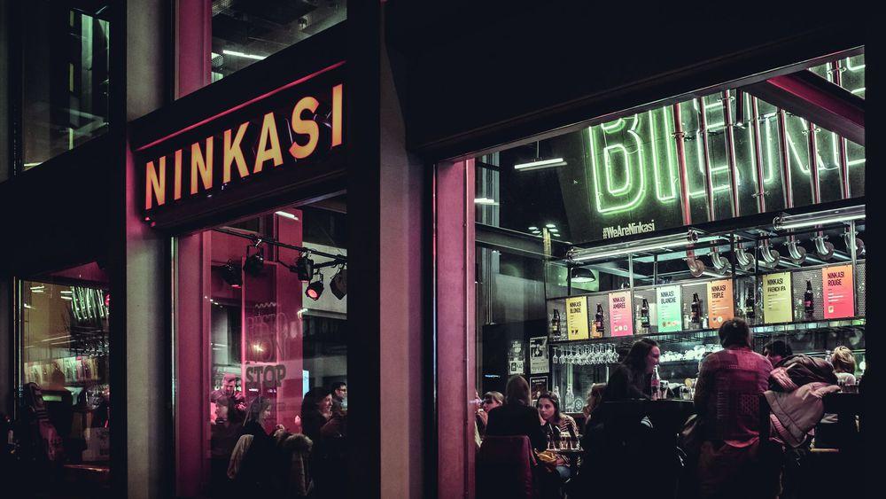 la franchise et le franchiseur Ninkasi ont repensé leur développement en 2020
